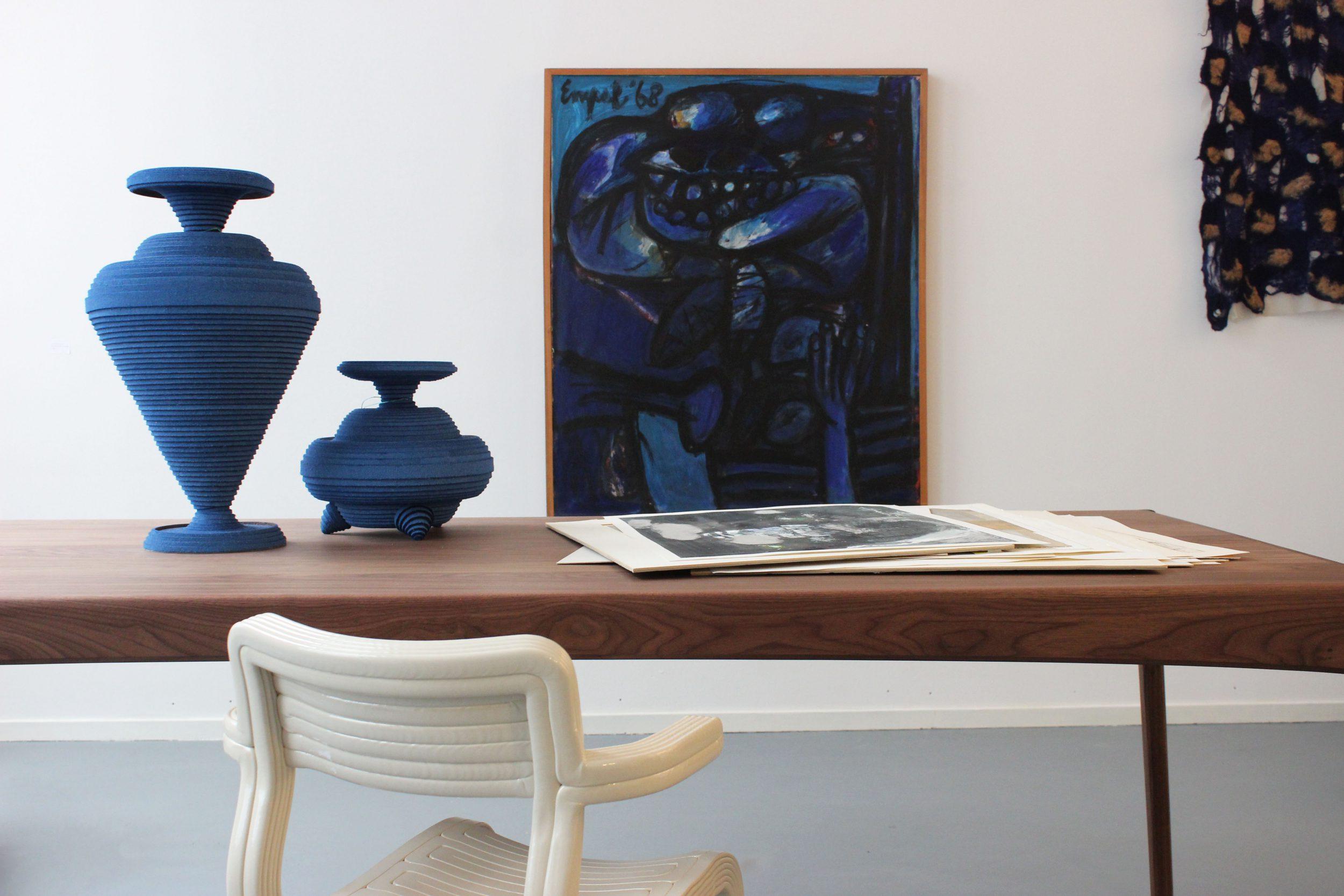 Galerie In Huis : Oode in the press