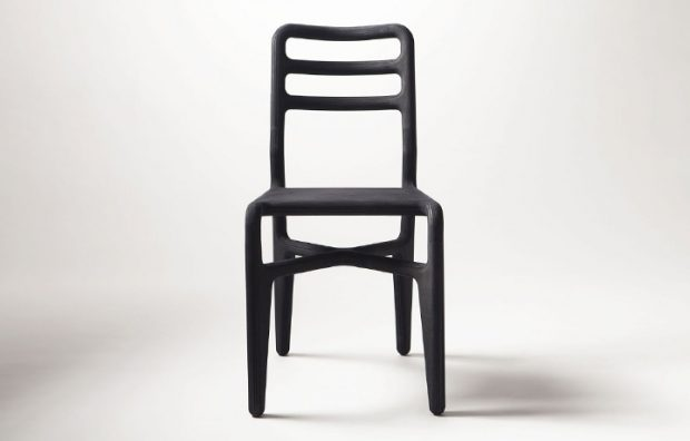 streamlined chair zwart ws